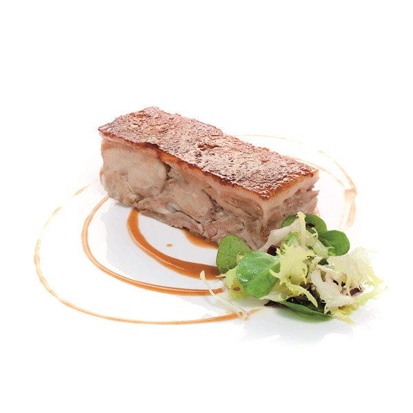 Platos de cocina artesanos quinta gama placa de - Cocina quinta gama ...
